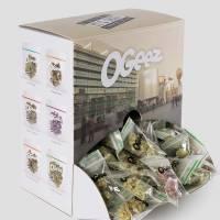 OG Krunch - Box 25 X 6 Flavours 150 pcs